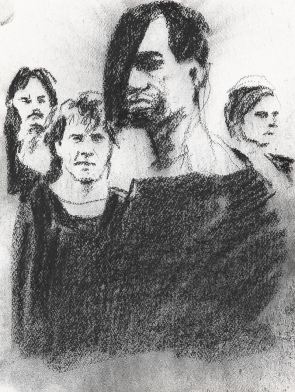 HUMAN-LEAGUE-SPEED-DRAWING
